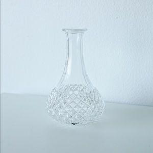 Pottery Barn Glass Vase